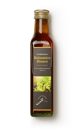 Balsamico Bianco  25cl (Gurinder)