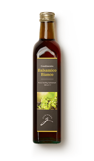 Balsamico Bianco 50cl (Gurinder)