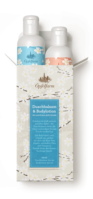 Beauty-Set Duschbalsam & Bodylotion