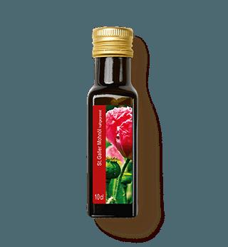 St. Galler Mohnöl