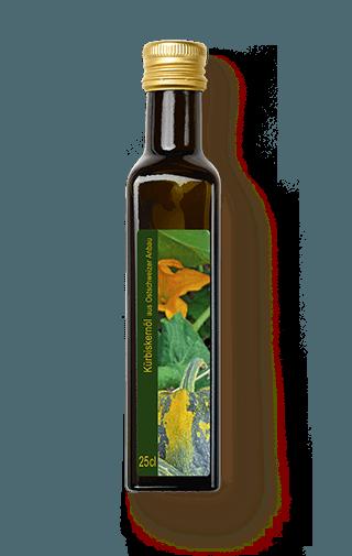 St. Galler Kürbiskernöl