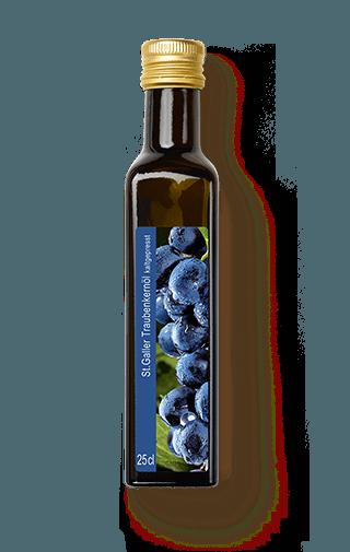 St. Galler Traubenkernöl
