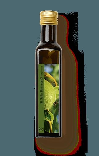 St. Galler Baumnussöl