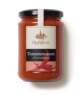 Thurgauer Tomatensauce All'arrabbiata