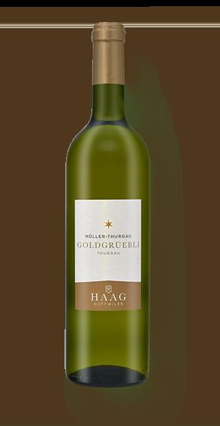 Haag Weine «Müller Thurgau Goldgrüebli»