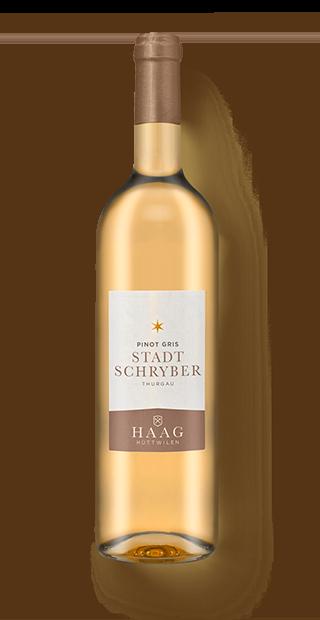Haag Weine «Pinot Gris Stadtschryber»