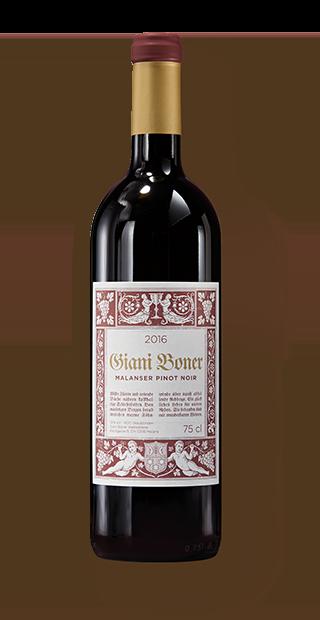 Giani Boner «Malanser Pinot Noir»