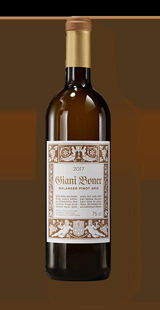 Giani Boner «Malanser Pinot Gris»